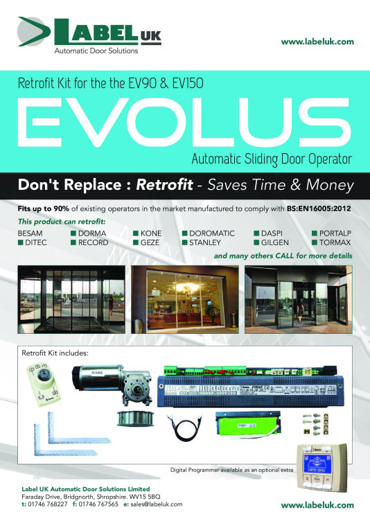 EVOLUS-Retrofitpackage